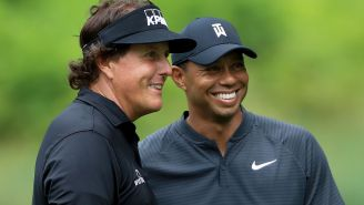 Phil Mickelson Wants To Make 'The Match' With Tiger Woods An Annual Thing, Suggests Other Athletes That Could Be Involved