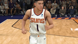 The Phoenix Suns Will Attempt To Give Fans Their Basketball Fix By Streaming Simulated 'NBA 2K' Games On Twitch While The Season Is Suspended