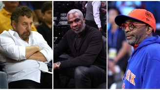 Charles Oakley Rips 'Control Freak' James Dolan Over Spike Lee Saga: 'It's A Plantation Over There'