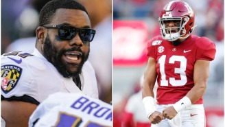 Mark Ingram Offers Up A Bold Prediction About Tua Tagovailoa's NFL Career