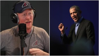 The Man Who Shot Osama Bin Laden Says He Watched President Obama's Announcement While Eating A Breakfast Sandwich Sitting Next To Bin Laden In A Body Bag