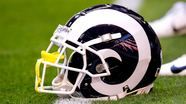 Rams New Logo Gets Obliterated Online Fans Designed Way Better Ones