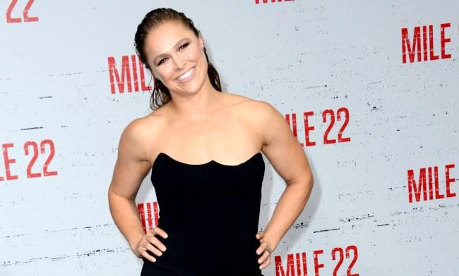 Ronda Rousey Ripped Over Coronavirus Panic Shopping List Post