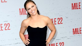 Ronda Rousey Is Getting Absolutely Crushed For Bragging About Not Needing A 'Coronavirus Panic Shopping List'