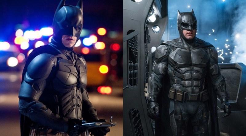 Who Would Win In A Fight? Christian Bale's Batman Or Ben Affleck's Batman?
