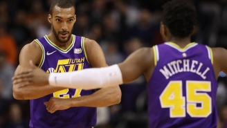 Gamers React Hilariously To Rudy Gobert's Injury Status Being Updated On NBA 2K To Reflect His Positive Coronavirus Test