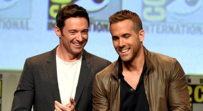Ryan Reynolds and Blake Lively Donate 1 Million Troll Hugh Jackman