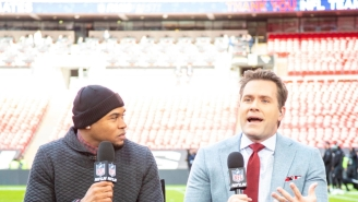 NFL Network's Kyle Brandt Is Fed Up With All Of The 'Corona Tough Guys' Out There