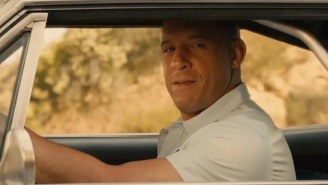 Vin Diesel Disassociates From Reality, Ignores Generations Of Filmmaking, Says 'Furious 7' Ending Is 'Greatest Moment' In Movie History