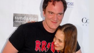 Fiona Apple Claims An 'Excruciating Night' On Cocaine With Quentin Tarantino Is Why She Quit Coke