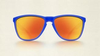 Oakley Frogskin Sunglasses 35th Anniversary Edition