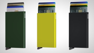 This Cardprotector Wallet Saves Valuable Pocket Space And Is A Minimalist's Dream