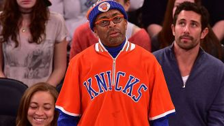 The Nets Are Trying To Get Spike Lee To Change His Fandom After The Director Started Feuding With James Dolan