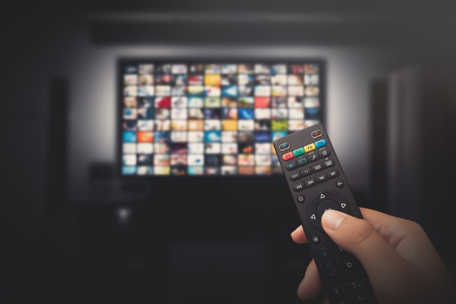 how to pick new television show