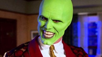 Photo Of Jim Carrey As The Mask In 'Space Jam 2' Leaks Online