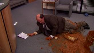 The Original Script For The Iconic Chili Scene In 'The Office' Was A Lot Darker