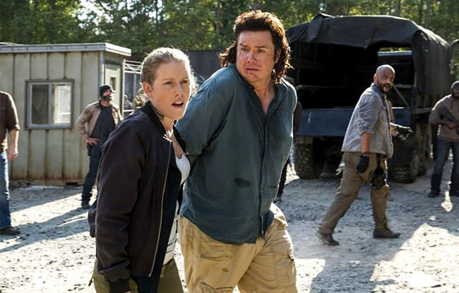 The Walking Dead Star Reveals A Deleted Sex Scene From Season 8