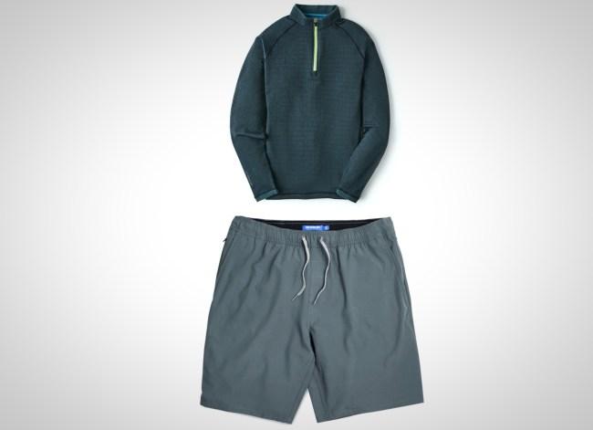 DVRX activewear