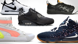 This Week's Hottest New Sneaker Releases Plus Our Pick For Must-Cop 'Kicks Of The Week'