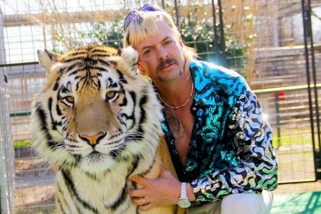 joe exotic tiger king jail