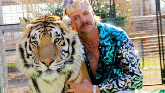 'Sexy Tiger King' Halloween Costumes Are A Thing This Year Because Of Course They Are