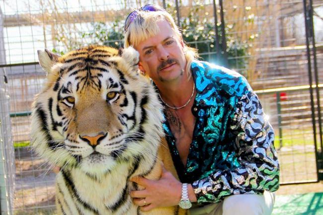 tiger king joe exotic halloween costumesjoe exotic documentary animal planet