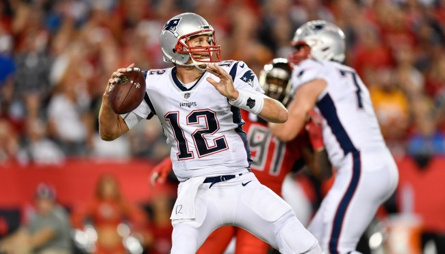 Tom Brady Answers Questions First Time Since Buccaneers Signing