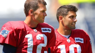 A Tom Brady-Jimmy Garoppolo Trade Could Reportedly Be A Very Realistic Possibility