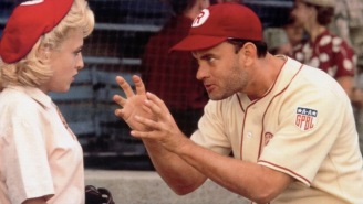 Tom Hanks Quotes 'A League Of Their Own' While Providing Coronavirus Update