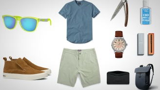 Treat Yourself To 10 Of The Best Everyday Carry Essentials For Guys