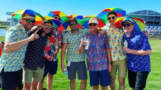 We Just Discovered Tropical Bros' 'Everywhere' Polos And They're Built To Take You From The Golf Course To The BBQ
