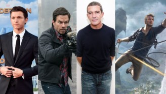Tom Holland, Mark Wahlberg, And Antonio Banderas Set To Star In 'Uncharted' Adaptation