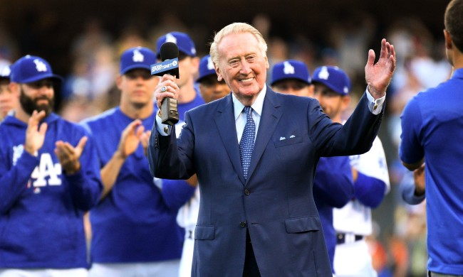 Vin Scully Has The Best Take On The State Of The World Right Now