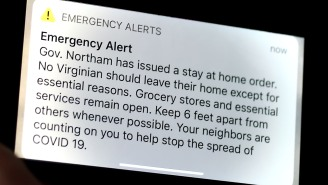 Virginia Governor Announces Stay-At-Home Order Extended To June 10 And People Are Not Handling It Well