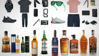 50 'Things We Want' This Week: Bourbon, Rye, Wine, And More Lockdown Essentials