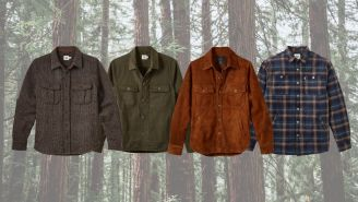 The Best Shirt Jackets For Men: From Flannel, To Suede, To Wool, And More