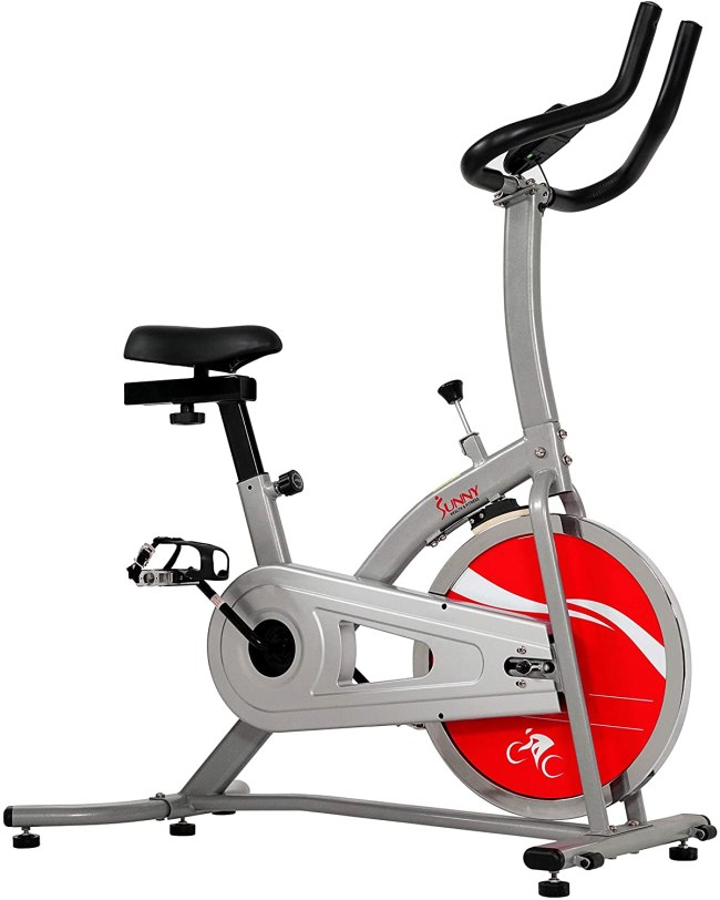 Sunny Health & Fitness Indoor Exercise Stationary Bike