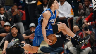 Magic Star Aaron Gordon Drops Salty AF Diss Track About Dwyane Wade Snubbing Him In NBA Dunk Contest
