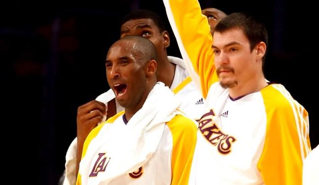 Adam Morrison Shares Favorite Michael Jordan And Kobe Bryant Stories