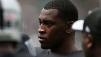Troubled DE Aldon Smith Describes Heartbreaking Details Of Sleeping Under Cars As Recent As Two Years Ago