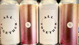 We Tried The Beer That Over 550 Breweries Are Making To Benefit Some Great Causes And You're Missing Out If You Don't Grab Some