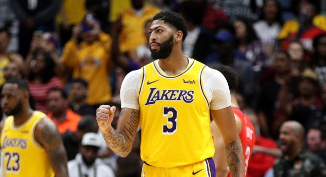 Anthony Davis Selling California Mansion For 8 Million Look Inside