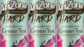 AriZona Iced Tea Is Making Boozy Iced Tea For The Summer