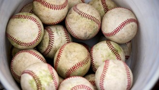 A's Prospect Takes Texas A&M Pitcher Wife Deep, Bat Flips In The Driveway; She Pays Him Back, Big Time