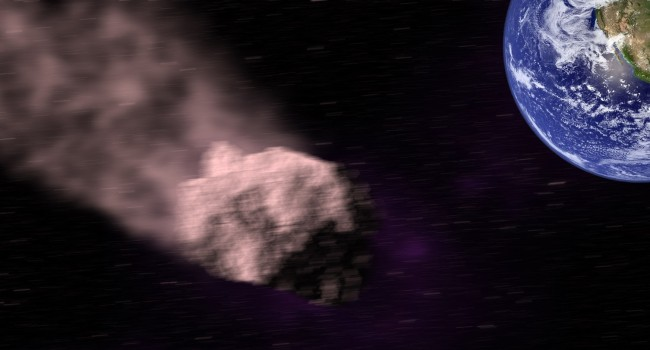 Asteroid Passes Earth Within A Third Of The Distance To The Moon