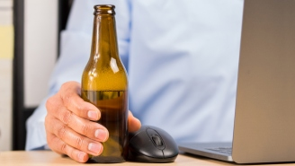 One-Third Of Americans Say They're Drinking On The Clock While Working From Home And Someone Might Want To Check In On Hawaii
