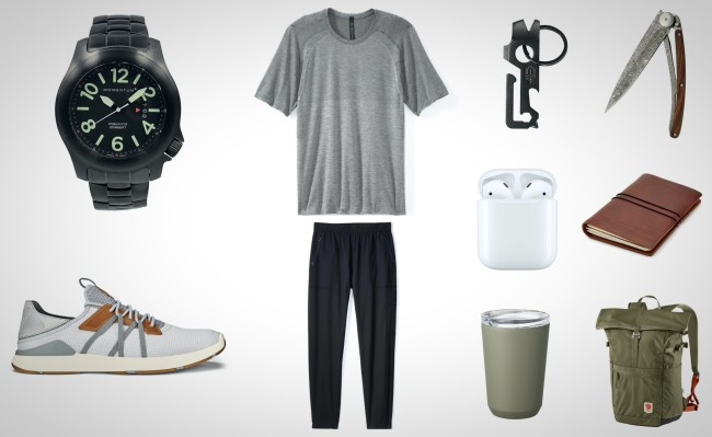 best functional and athletic everyday carry essential items