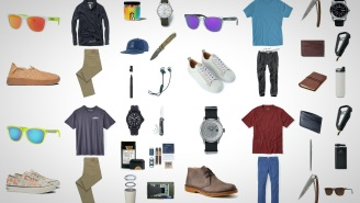 50 'Things We Want' This Week — All Of This Week's Best Gear For Guys