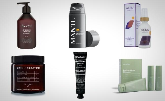 best skin moisturizers for men dry hands skin treatment
