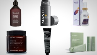 Treat Your Dry Skin From Washing Your Hands So Much With One Of These Replenishing Moisturizers For Guys